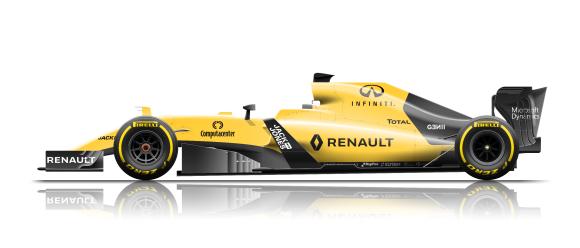 Renault White